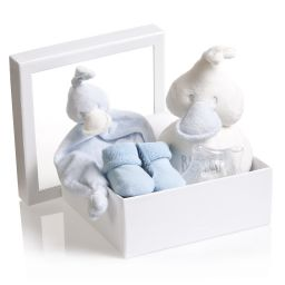 BamBam - Blue Duck 4 Piece Gift Set