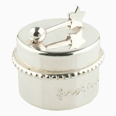 BamBam - Silver Plated First Tooth Box